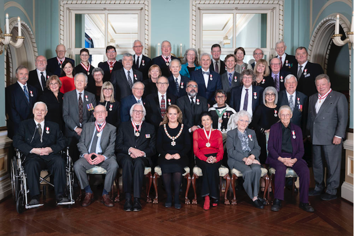 Canada's Governor General's New Year Order of Canada Honourees Overlooked Caribbean Canadians