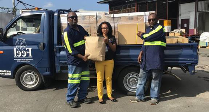 Caribbean Airlines Partners With Feel Foundation To Deliver Relief Supplies To The Bahamas