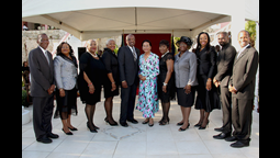 Six Females Amongst New Bahamas Senate Appointments: Includes Positions of President and Vice-President
