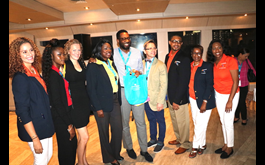 Bahamas Launch 'Summertime in Freeport' Presentations Aboard Super Yacht In South Florida