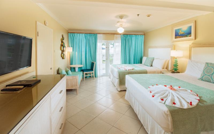 St Lucia's Bay Gardens Resorts Upgrades Rooms