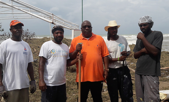 Prime Minister, Dr. the Honourable Timothy Harris and His Government Receives High Praises or Hurricane Response