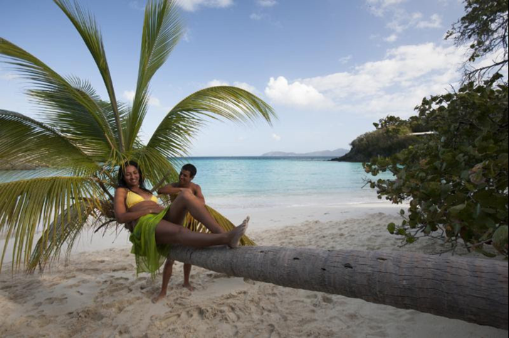 TripAdvisor Names St John's USVI As a Top Honeymoon Destination