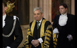 The end of an era: UK House Speaker John Bercow set to step down