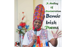 "Get Your Copy! Bernadette ""Bernie"" Irish Performs A Selection of Cultural Poetry To Great Review"