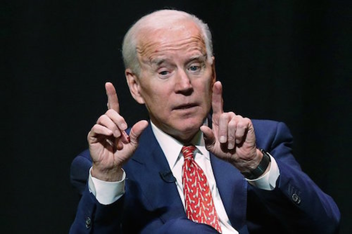 Five Democratic Presidential Hopefuls Define Candidate Joe Biden