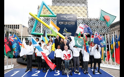 Commonwealth Games Federation Selects Birmingham, UK, as Host City Partner for 2022 Commonwealth Games