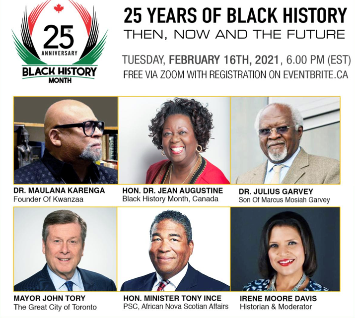 25 Years of Black History: Then, Now & The Future