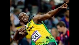 2020 Afroglobal Television Excellence Awards: GLOBAL IMPACT AWARD Goes To Usain Bolt Olympic & World Record Sprinter