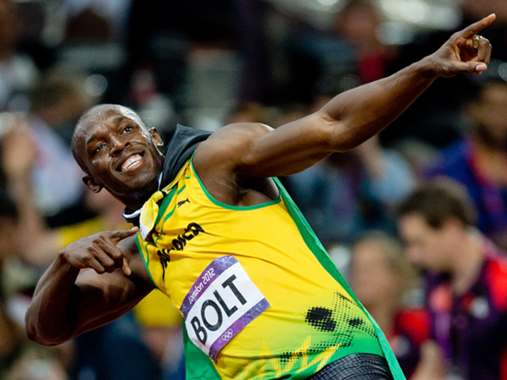 Sprint King Usain Bolt Out For Three Months With Foot Injury