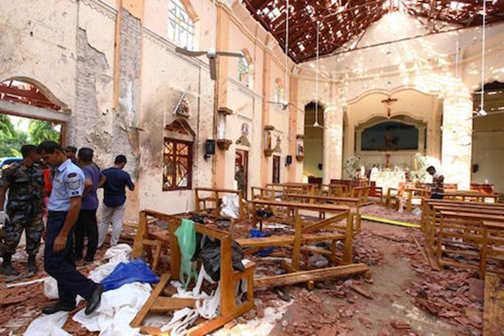 Canadian Muslim Community Shocked and Devastated by Sri Lanka Terror Attacks on Easter Sunday
