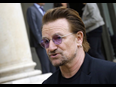Rock Star Bono Warns That The Existence of UN, EU and NATO are Under Threat