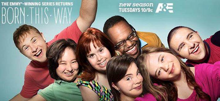 Winner Of A 2016 Emmy Award – Born This Way – Returns for 3rd Season Offering Intimate Look at Persons Born With Down Syndrome