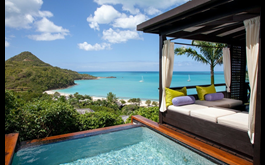 The Breezy Boutique Hideaways of Antigua & Barbuda
