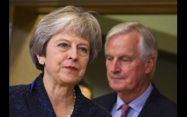 May Seeks Further BREXIT Delay as She Reaches Out to Corbyn