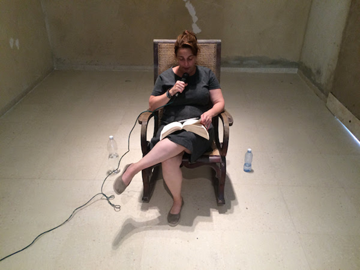 Yerba Buena Center for the Arts Presents Tania Bruguera: Talking to Power / Hablándole al Poder