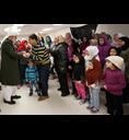 The Caliph Meets Canadian Syrian Refugees