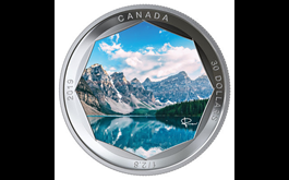 Royal Canadian Mint Teams Up with World-renowned Toronto Photographer Peter McKinnon to Create New Coin Series
