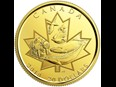 Royal Canadian Mint Issues First Coin Minted of Pure Nunavut Gold