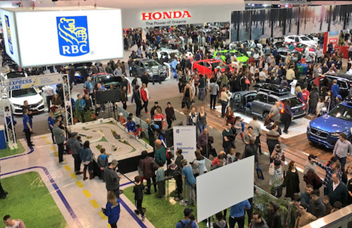 Canadian International AutoShow to Offer Electric Vehicle Test Drives
