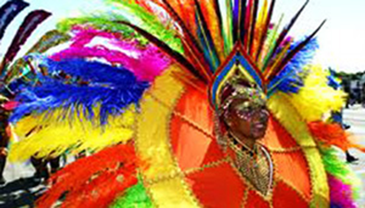 Go Green Mas Band Wants To Turn Toronto Green Come Caribana time
