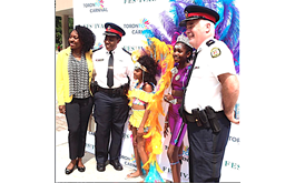 The city. The Country. They All Love The Toronto Caribbean Carnival! (but the Province was AWOL)