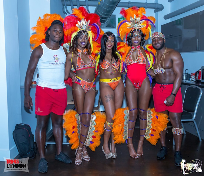 Ms Desire Successfully Launches 2017 Notting Hill Carnival Collection - Roses to Desire