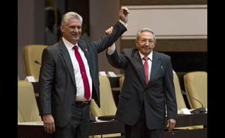 Diaz-Canel Replaces Raul Castro as President of Cuba
