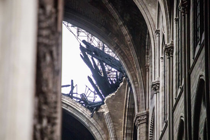 Rebuilding the Notre Dame Cathedral in Paris will be Long, Fraught and Expensive