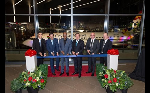Cayman Airways Takes Delivery of the First Max 8 Aircraft in The Caribbean