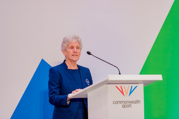 Commonwealth Games Federation (CGF) New Year Message from the President