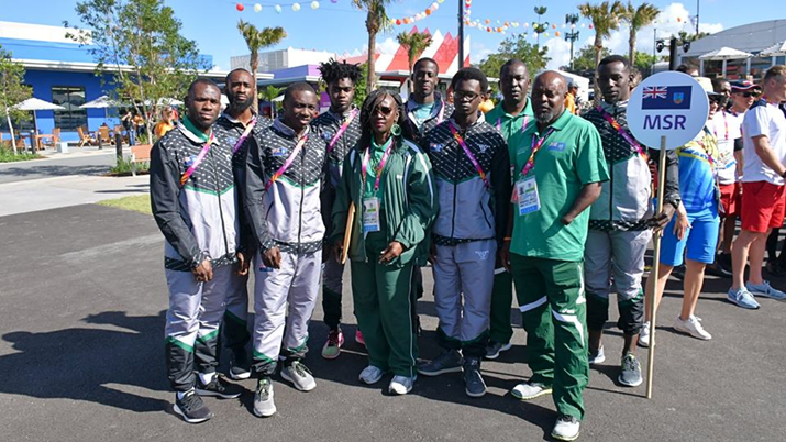 Montserrat's Attendance at the 2018 Commonwealth Games Shows Small Island Determination and Competitive Drive