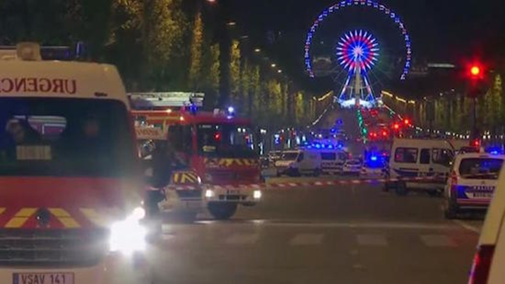 Police Officers Shot at Champs Elysees As French Elections Loom; ISIS Claims Responsibility