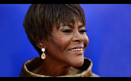 Caribbean-American Heritage Month Wall of Fame: Cicely Tyson - A Living Legend