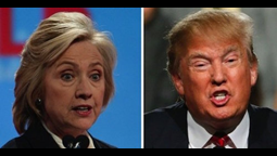 Round 1: Hillary Clinton and Donald Trump To Face Off in First Presidential Debate Tonight