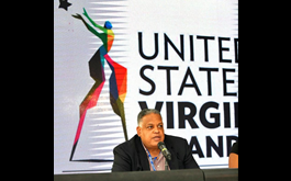 USVI Declared Open for Business at Major Tourism Conference