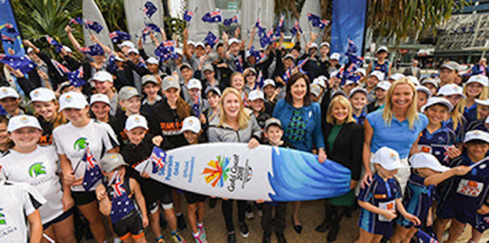 CGF Announces Gold Coast 2018 Will Be Most Gender Equal Major Multi-sports Event in History