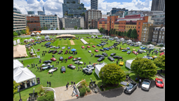 London Concours Celebrates The Golden Era of Convertibles