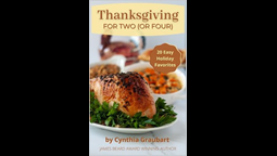 New e-Cookbook of Thanksgiving Recipes Provides the Perfect Solution for Smaller Celebrations