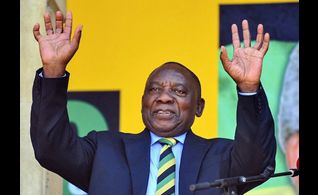 Cyril Ramaphosa Sworn in as South Africa's New President After Jacob Zuma's Resignation