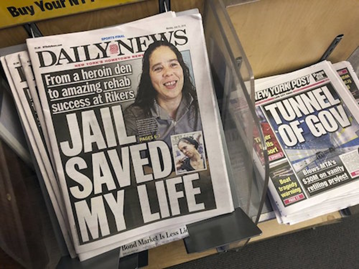 As Digital Media Takes Over, New York Daily News Cutting Staff in Half