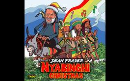 "Dean Fraser To Drop New Yuletide Album titled ""Nyahbinghi Christmas"" November 20"