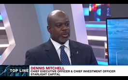 2020 Afroglobal Television Excellence Awards: ENTERPRISE AWARD Goes To Dennis Mitchell CEO, Starlight Capital & Co-Founder, Black Opportunity Fund