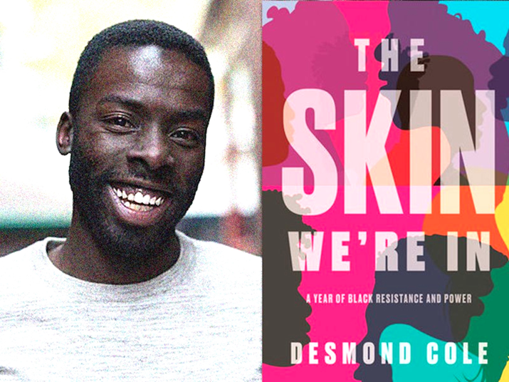 Desmond Cole Howls About His New Blockbuster Book