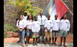 Antigua & Barbuda Tourism Authority Welcomes Visitors For Optimist World Dinghy Championships
