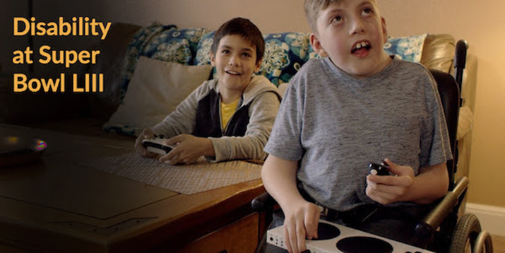 Super Bowl Commercials Improving But Still Lacking in Disability Representation Overall