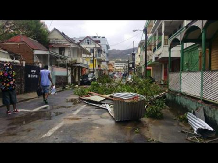 Damage Update on Various Parts of Dominica Following the Destructive Force of Hurricane Maria