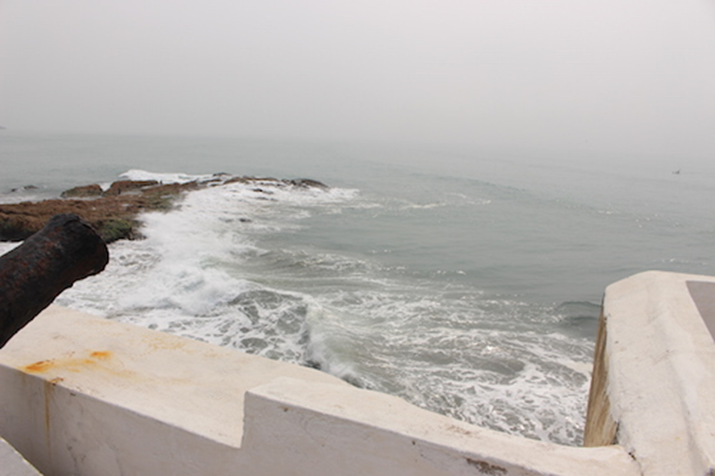 Part 4: Visit to Cape Coast Castle, Ghana, West Africa: Walking Through The Door of No Return