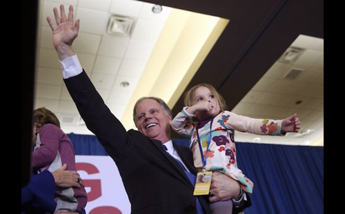 Doug Jones is Alabama's New U.S Senator Beating Roy Moore: Things To Know About Him