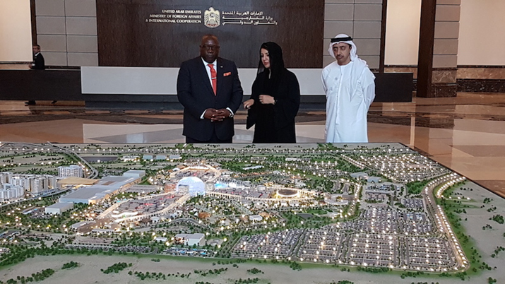 Prime Minister Harris' Visit to the United Arab Emirates Solidifies St. Kitts-Nevis' Ties With the Most Competitive Economy in the Middle East